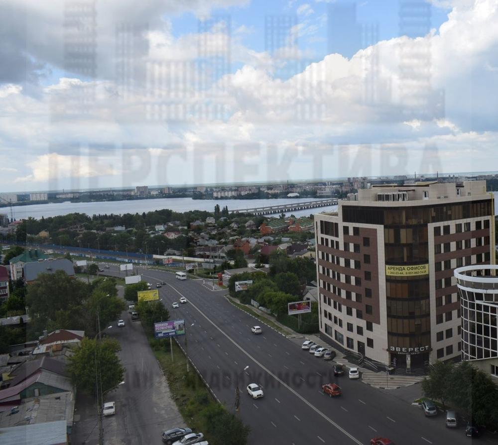 3-комнатная квартира, Воронеж, ул. Ленина, 56