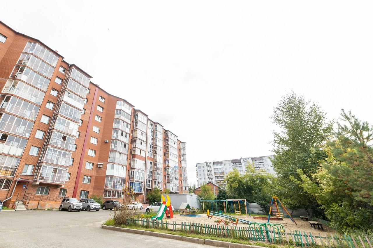 2-комнатная квартира, Томск, Паровозный, 10