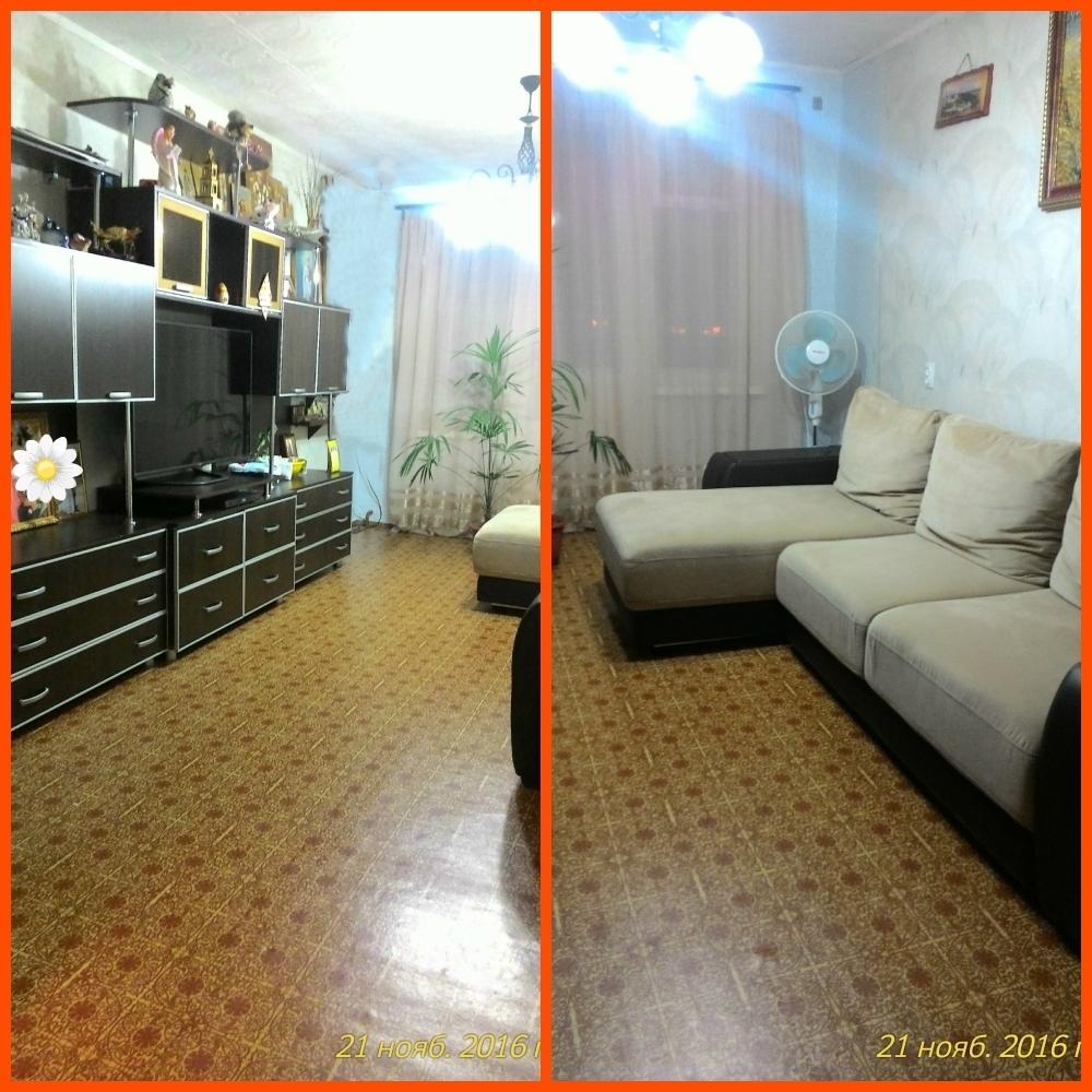 4-комнатная квартира с большой кухней и изолированными комнатами, купить квартиру в челябинске по недорогой цене