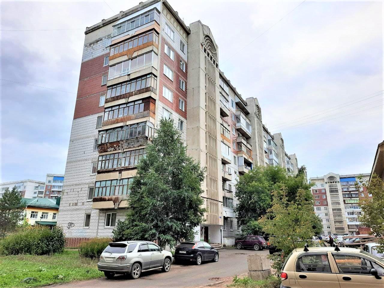 1-комнатная квартира, Томск, Иркутский тракт, 83 к.34