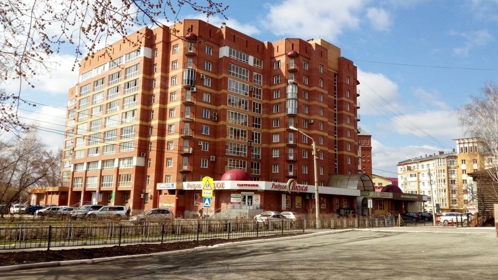 4-комнатная квартира, Томск, Яковлева, 35