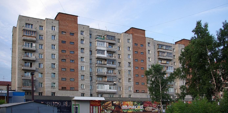 2-комнатная квартира, Томск, Дербышевский, 17