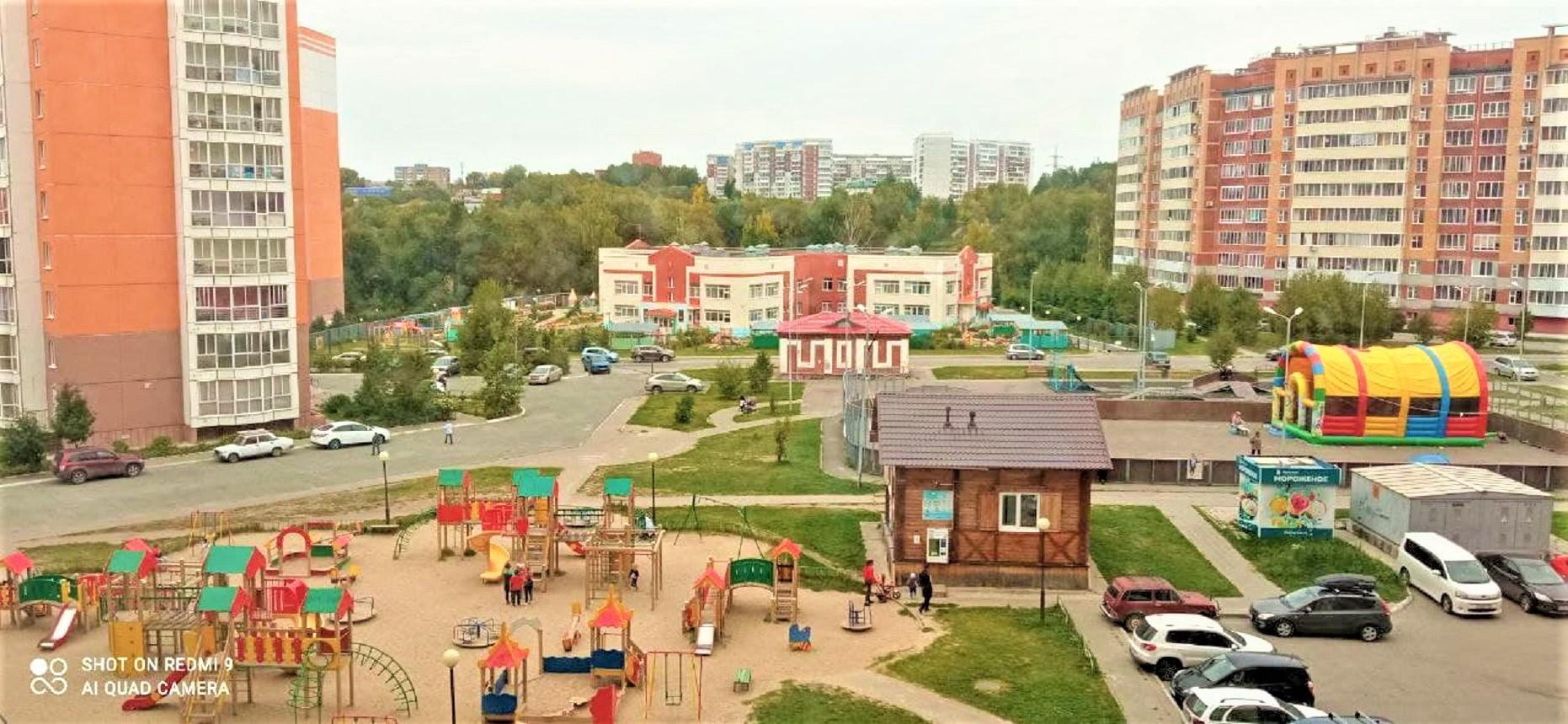 2-комнатная квартира, Томск, Герасименко, 1 к.20
