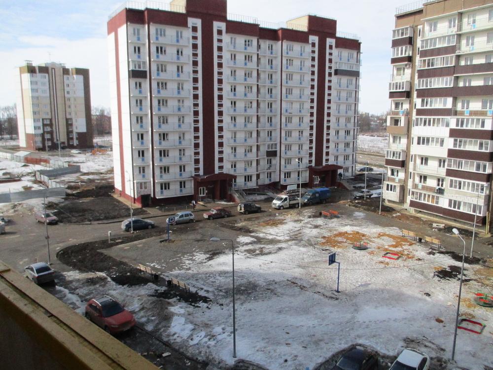 Липецкая область, Липецк, Леонтия Кривенкова ул., д. 35 3