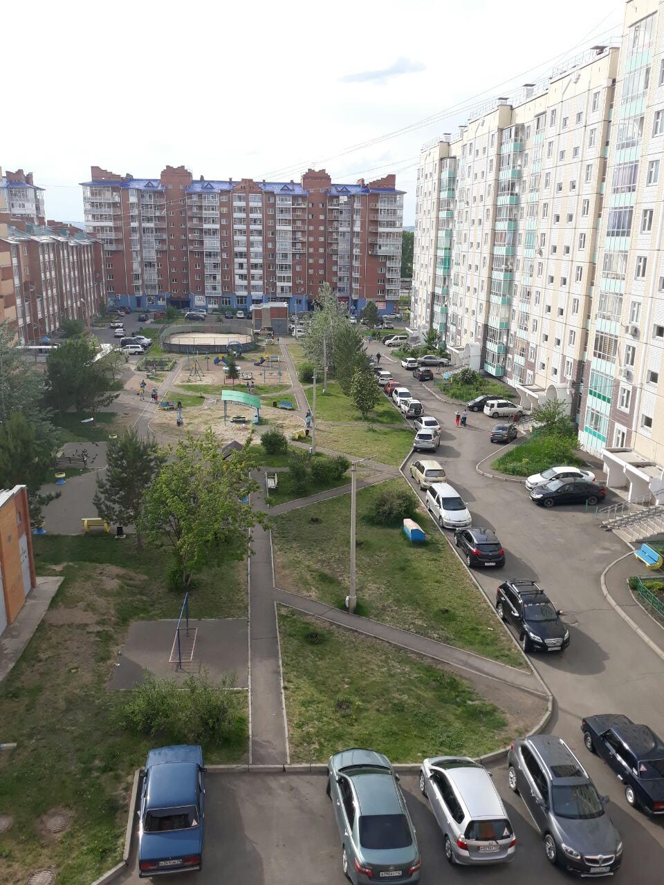 Красноярский край, Сосновоборск, ул. Весенняя, 26 7