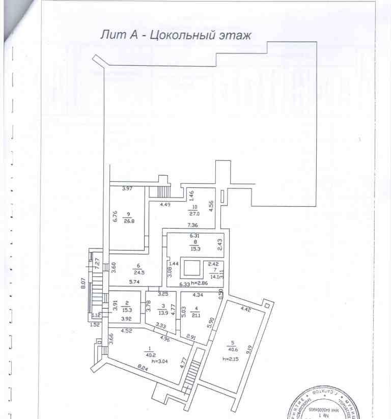 Саратов, ул.Вознесенская, 0-этаж 11-этажного здания