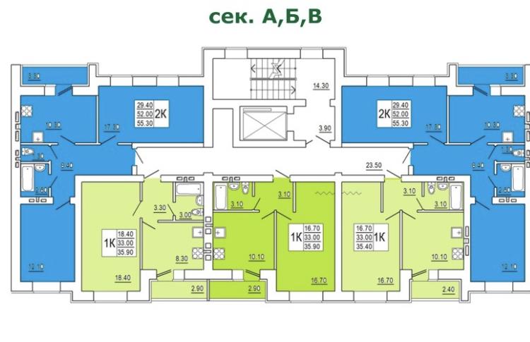 Продам 1-комнатную квартиру в городе Саратов, на улице Огородная, 153, 9-этаж 10-этажного Кирпич дома, площадь: 32/15/8 м2