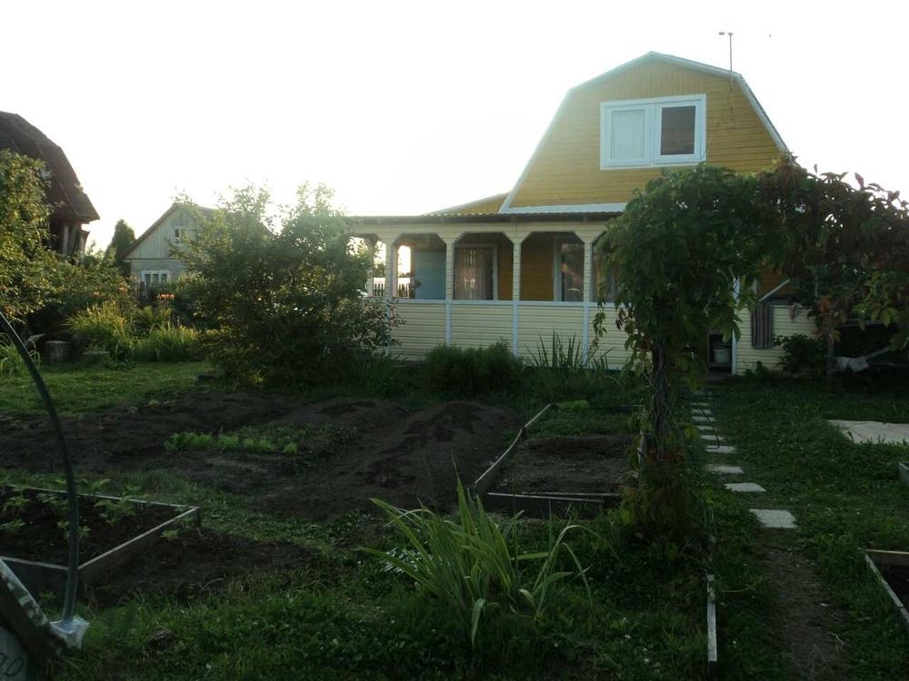 продажа дачи с земельным участком в садовом товариществе кубань 15 км от города ч ...