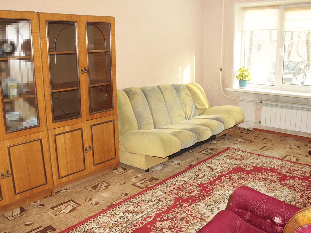 Фото: 2-комнатная квартира на Бархатной