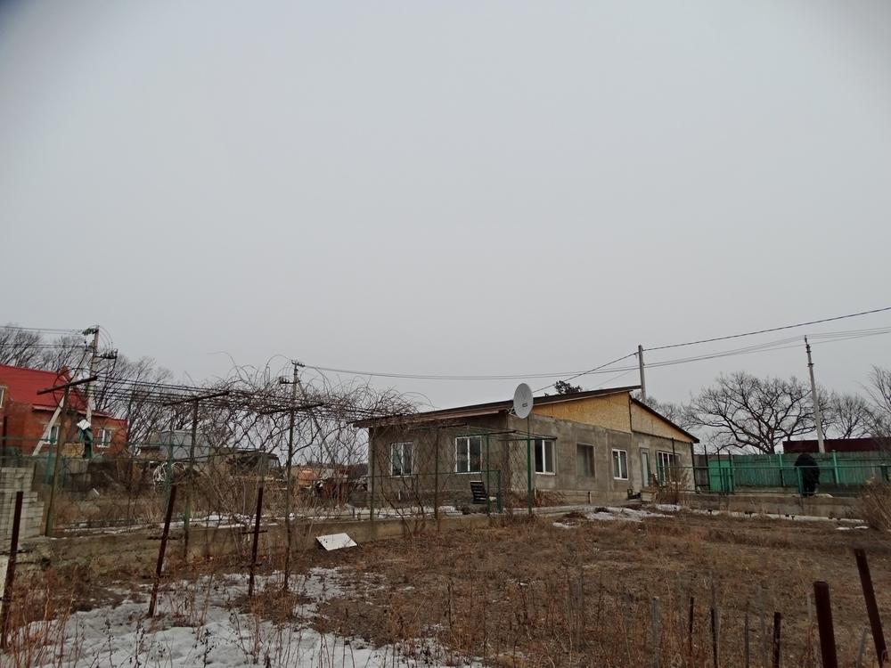 Дом на ДСУ