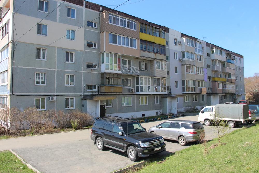 Фото: 3-комнатная квартира во Врангеле