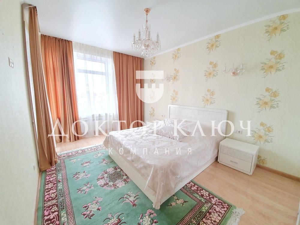 Квартира в аренду по адресу Россия, Новосибирская область, Новосибирск, Кедровая ул., д. 63