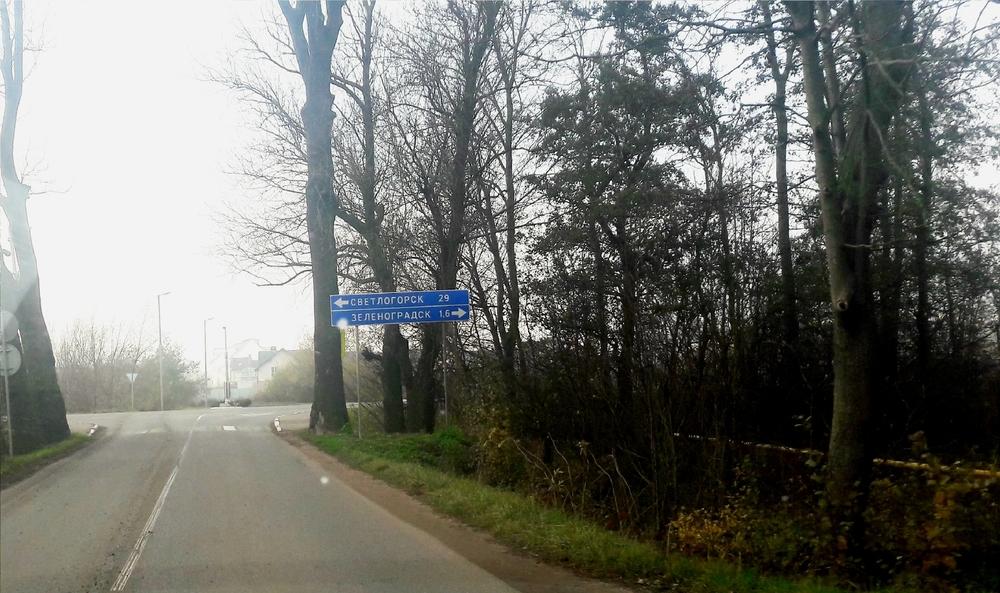 Калининградская область, Район Зеленоградский, Зеленоградск, ул. Заречная, 3 3