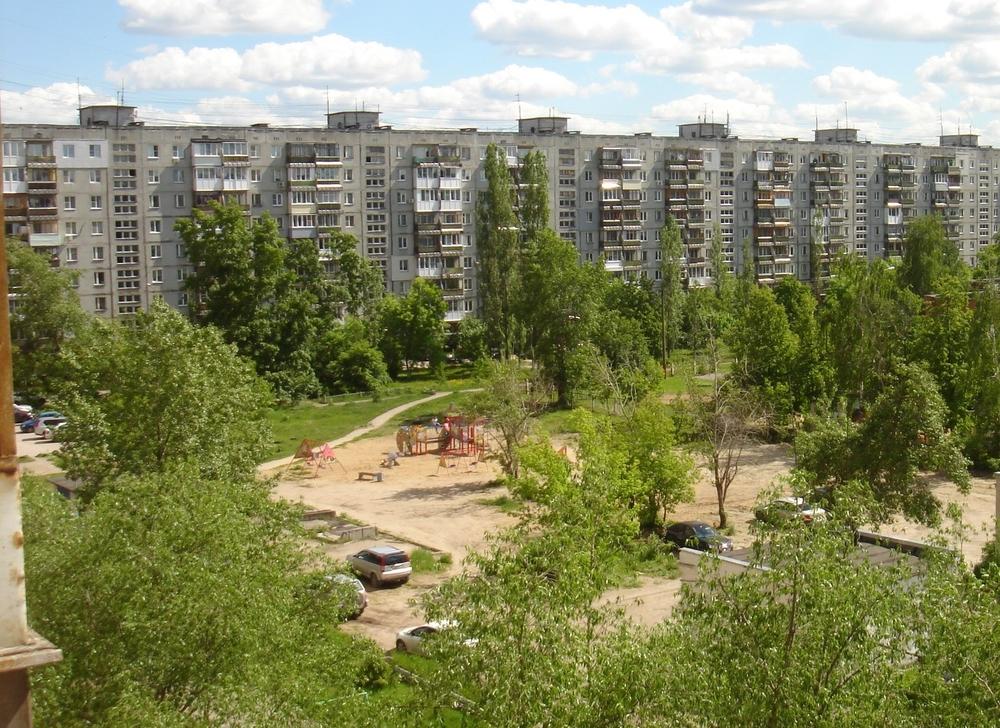 Нижегородская область, Нижний Новгород, б-р Мещерский, 5 8