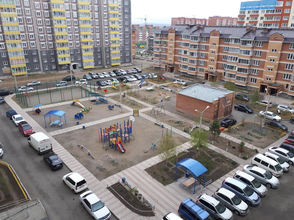 Красноярский край, Сосновоборск, ул. Весенняя, 8