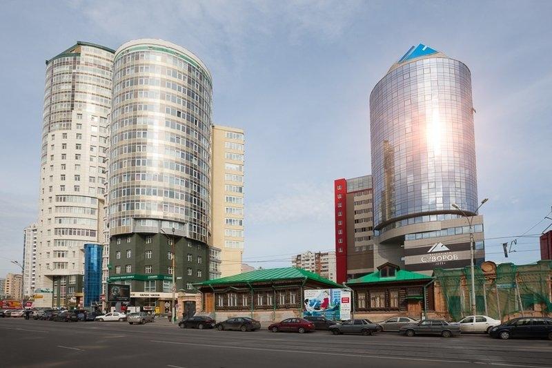 Продажа коммерческой недвижимости, 468м <sup>2</sup>, Екатеринбург