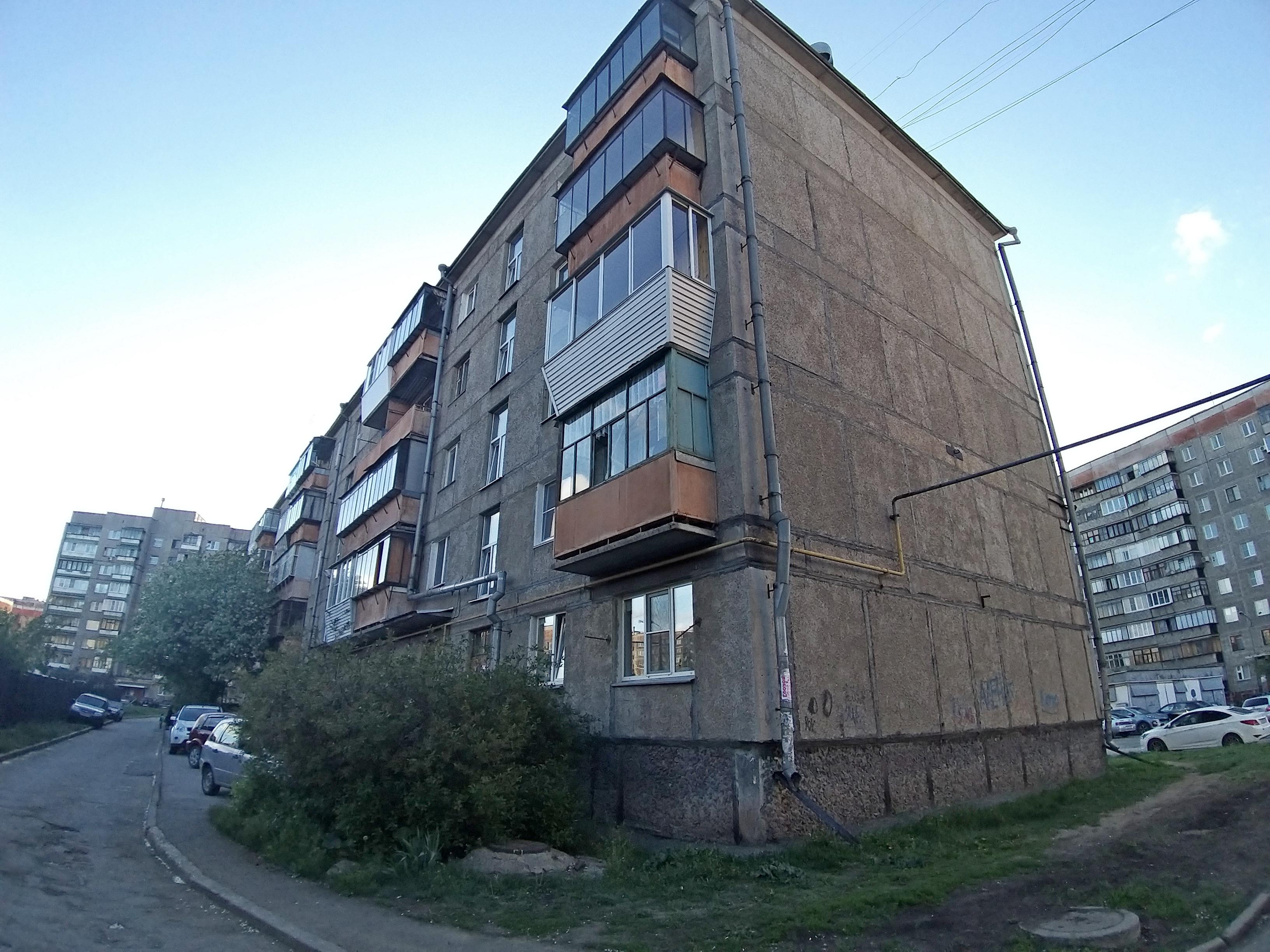 квартира улица Труда 7