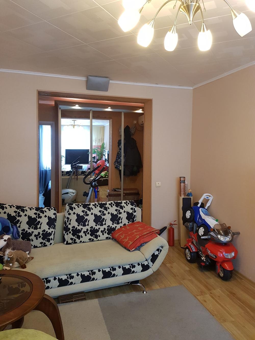 Фото: Продается шикарная 3-х комнатная квартира в селе Васильевка