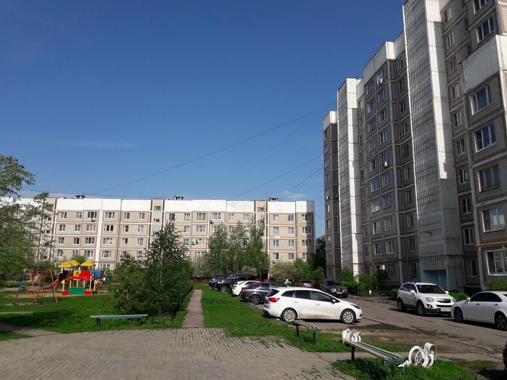 1-комнатная квартира, Серпухов, Мотозаводской пер., д. 3