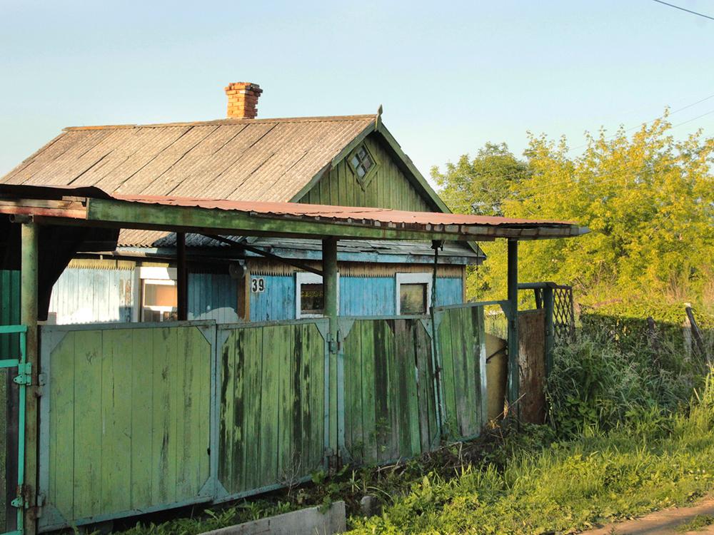 Фото: Ветхий дом в Находке