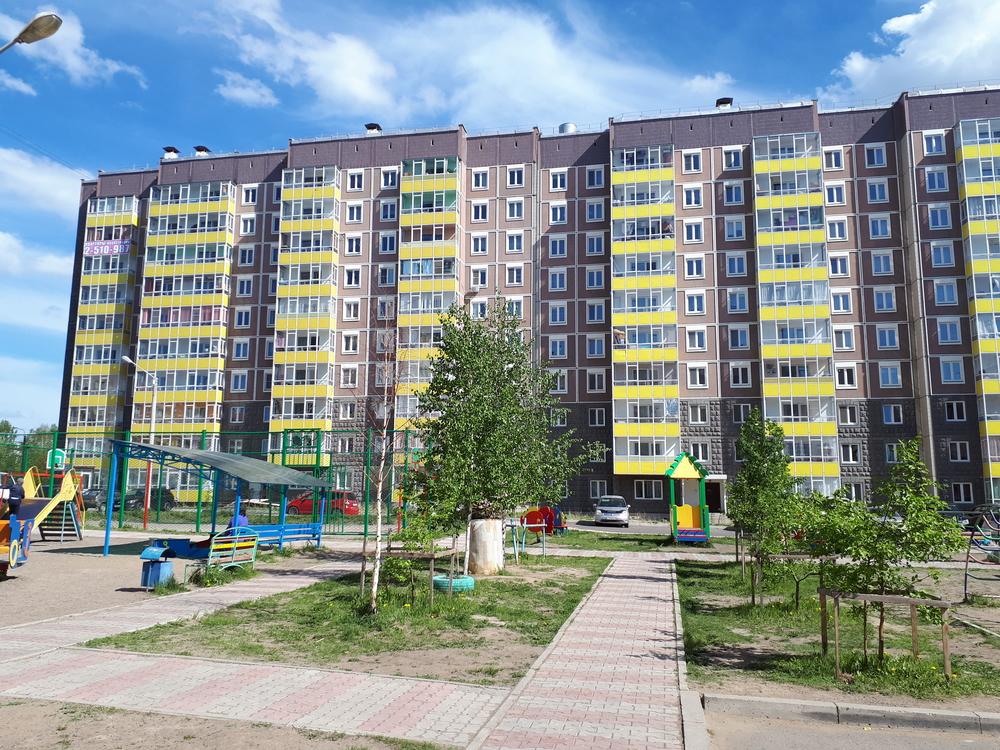 Красноярский край, Сосновоборск, ул. Весенняя, 8 2