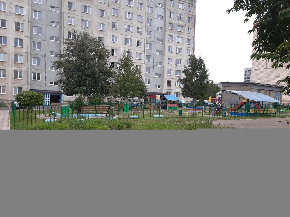 Красноярский край, Сосновоборск, ул. 9 Пятилетки, 12
