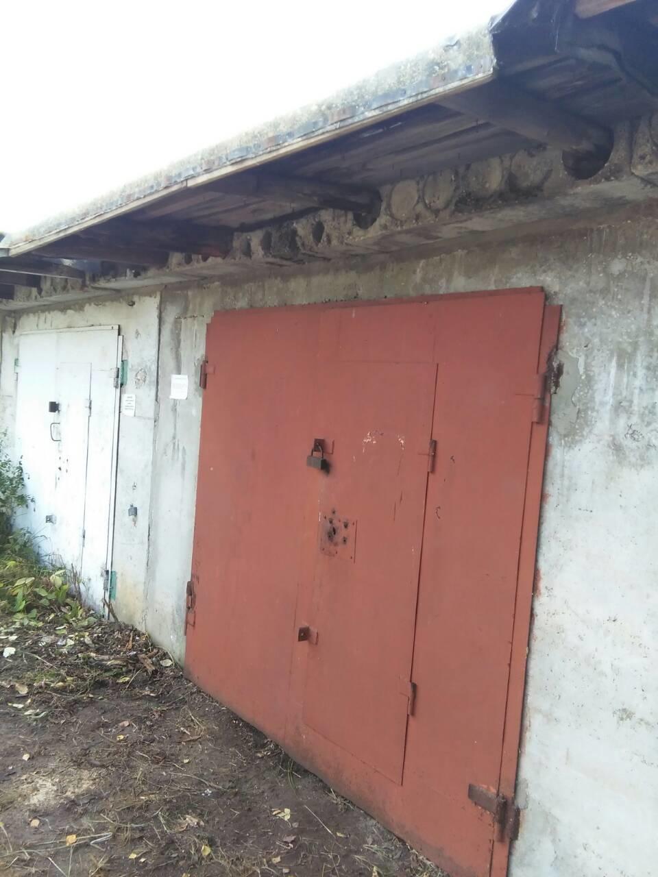 Муром, Кленовая ул., д. 5, гараж на продажу