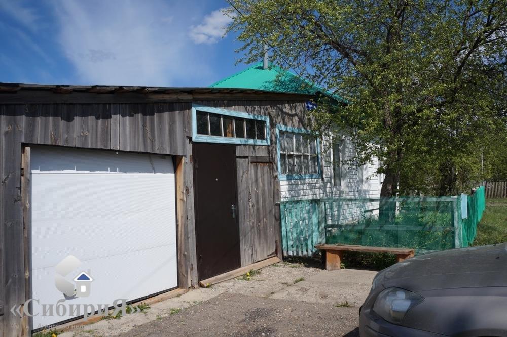 Дом на продажу по адресу Россия, Томская область, Мельниково, Октябрьская ул., д. 43