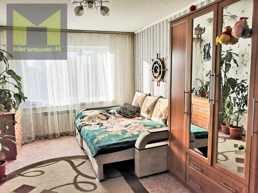 Фото: Продается 2-х комнатная квартира на 3 этаже 9ти этажного дома в Центре Уссурийска