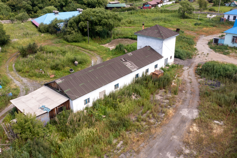 Комплексная застройка в селе Казанка