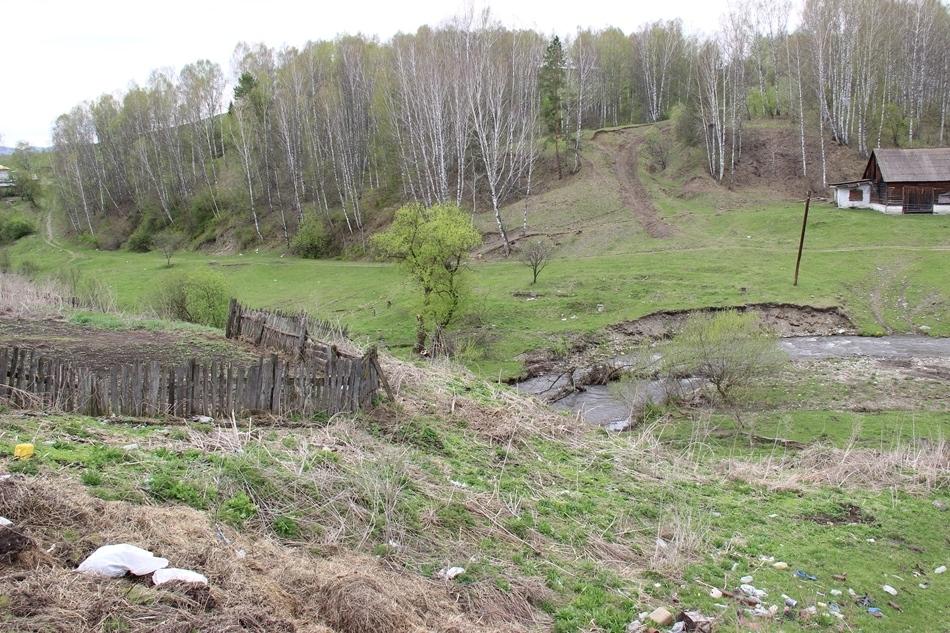 Купить земельный участок: с Нижнекаянча, край Алтайский