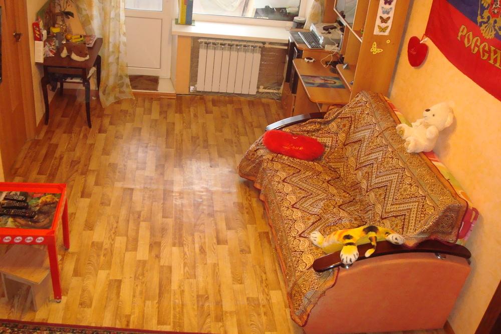 Продам 3-комнатную квартиру в городе Саратов, на улице Мясницкая, 73, 5-этаж 5-этажного Кирпич дома, площадь: 45/32/7 м2