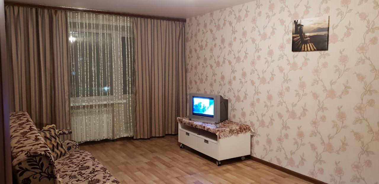 Костычева, 38 к2, 1-к квартира