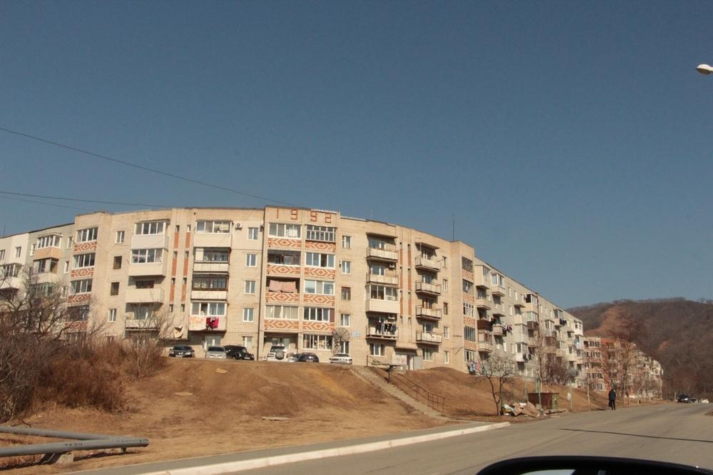 Фото: 4-комнатная квартира во Врангеле