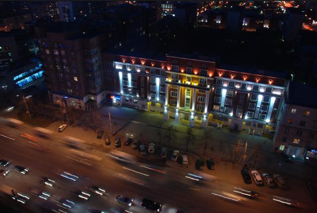 Челябинская область, Челябинск, пр-кт Ленина, 40
