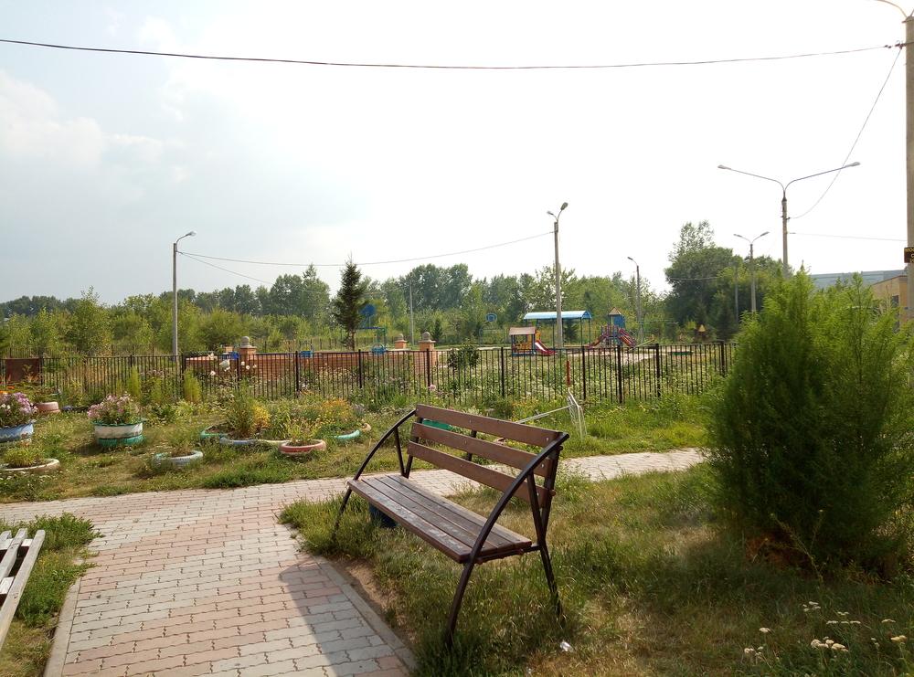 Красноярский край, Сосновоборск, ул. Солнечная, 8 9