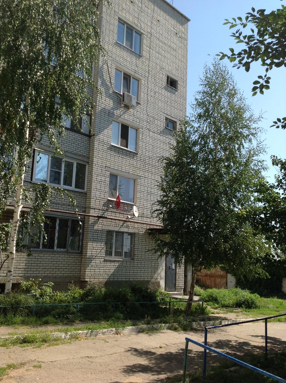 Продам 1-комнатную квартиру в городе Саратов, на улице Новая 9 Линия, 12, 5-этаж 5-этажного Кирпич дома, площадь: 34/14/8 м2