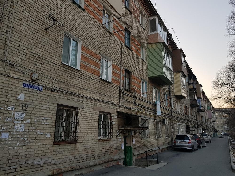 Фото: 2-комнатная квартира на Малиновского