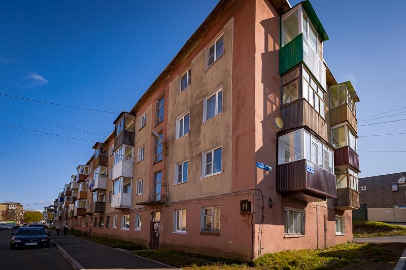 Камчатский край, Петропавловск-Камчатский, ул. Горького, 986