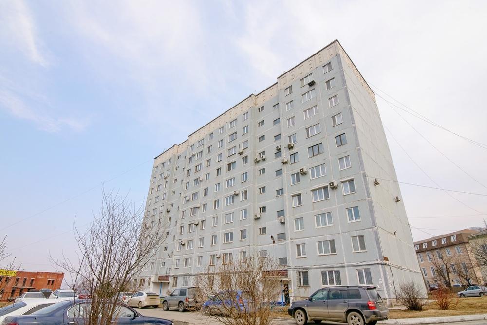 Фото: 2-комнатная квартира в районе Пограничной