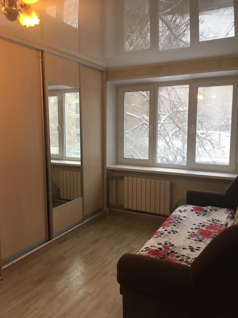 Продам 1-комнатную квартиру в городе Саратов, на улице 2-я Прокатная, 21, 4-этаж 5-этажного Кирпич дома, площадь: 31/18/6 м2