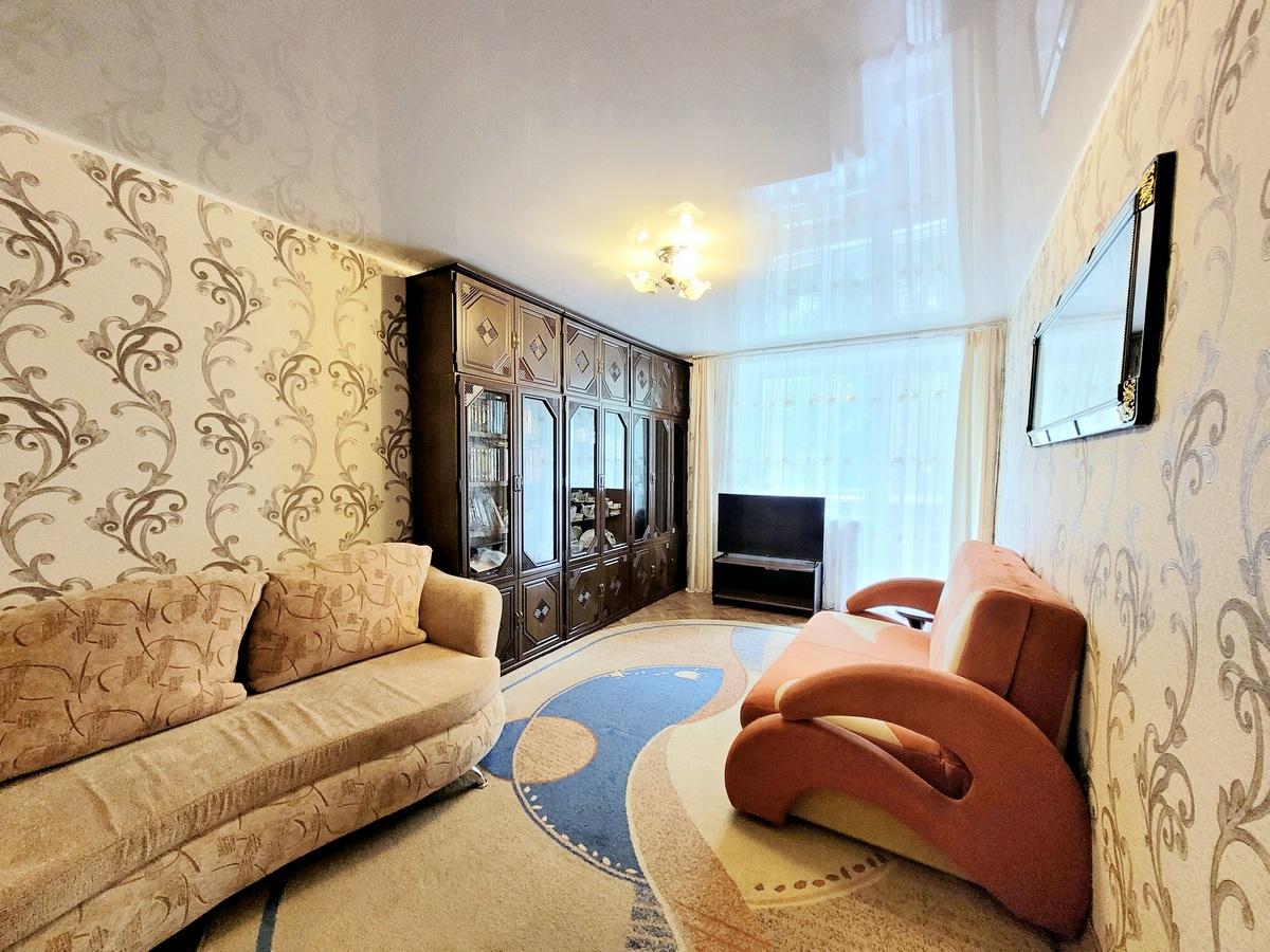 Фото: Однокомнатная квартира в отличном доме
