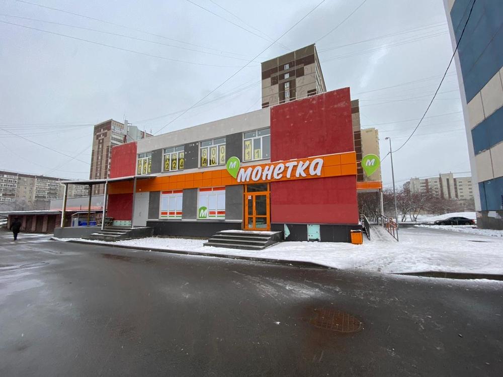 Свердловская область, Екатеринбург, ул. Черепанова, 4б