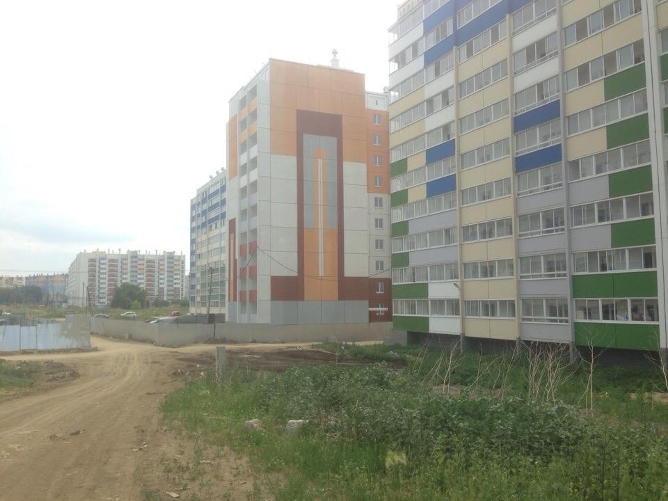 Челябинская область, Челябинск, ул. 2-я Эльтонская, 67 6