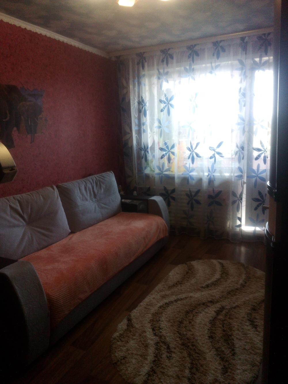 продается однокомнатная квартира, расположенная на 4 этаже, 9-ти этажного дома, рас...