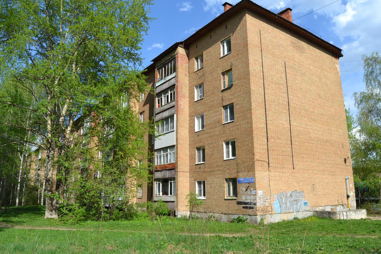 Республика Коми, городской округ Коми, Сыктывкар, ул. Пушкина, 39