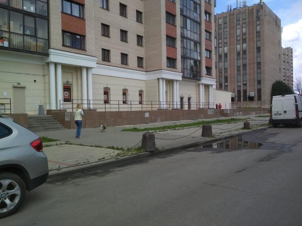 Ленинградская область, Санкт-Петербург, ул. Нахимова, 9 к.1