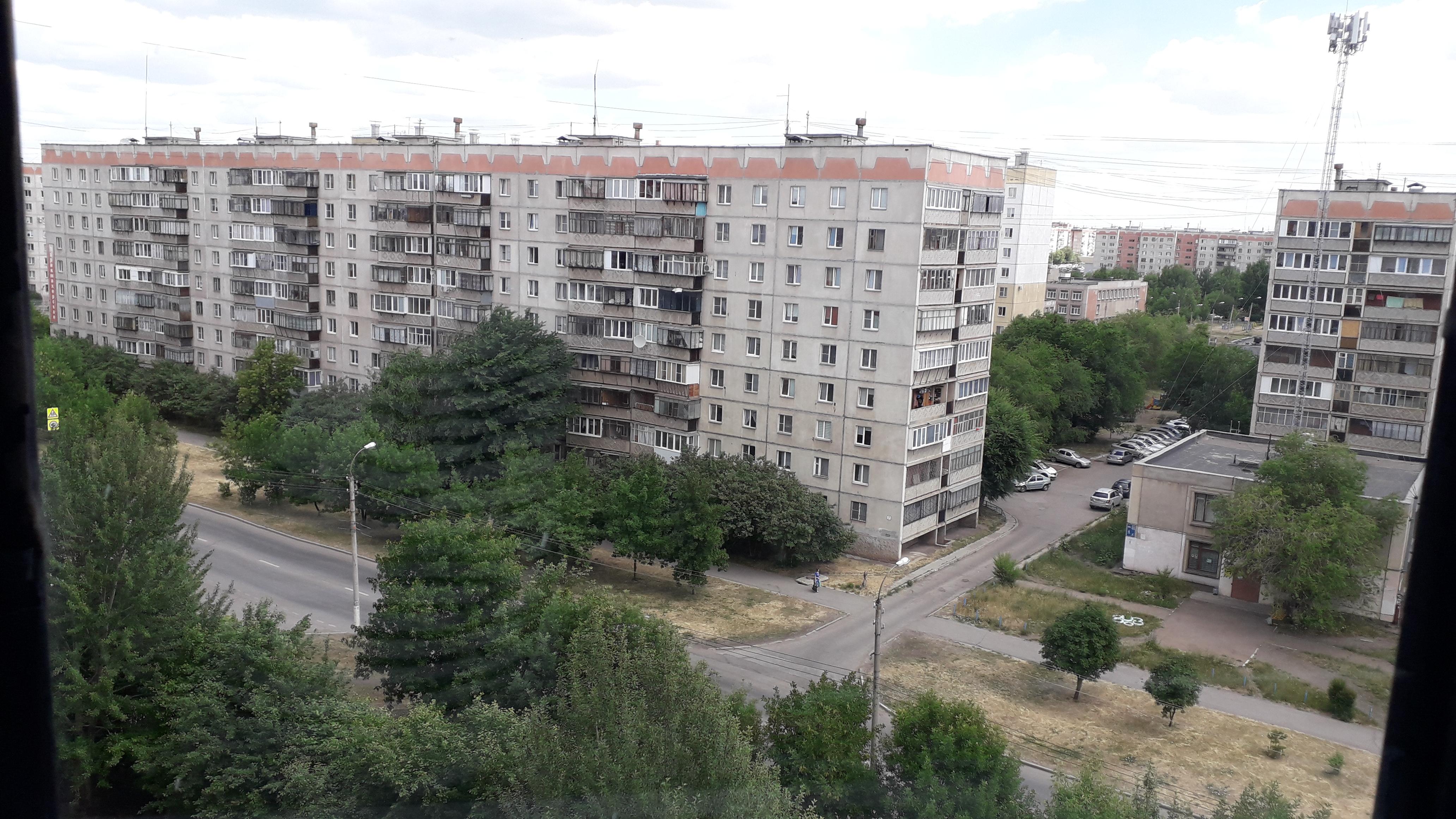 квартира улица Жукова 6