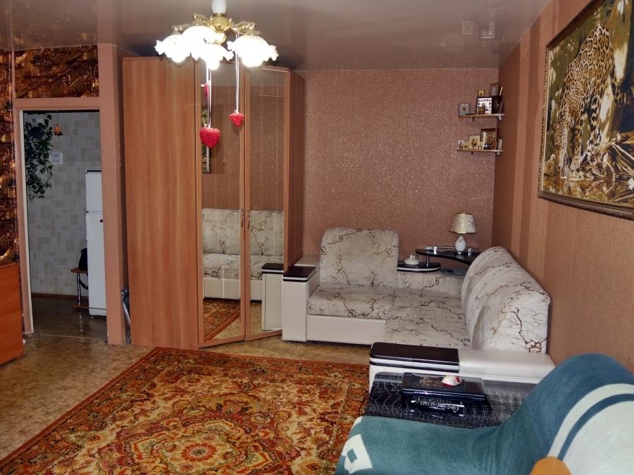 Продам 1-комнатную квартиру в городе Саратов, на улице Жуковского, 19, 2-этаж 5-этажного Кирпич дома, площадь: 30/20/6 м2