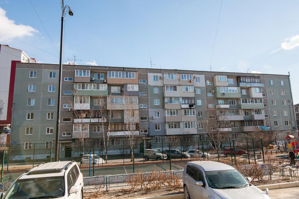 Фото: 4-комнатная квартира в районе МЖК